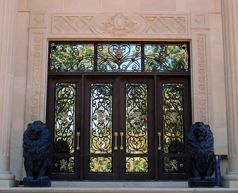 Our Portfolio & Iron Doors New York